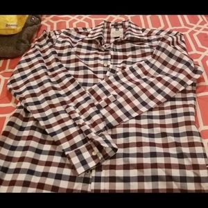 Men's Button Up